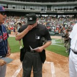 Blown call a terrible moment for baseball, but instant replay NOT the path to perfection