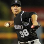 In Mile-High City, it's all about the U: Rockies' Jimenez poised to become franchise's first twenty-game winner
