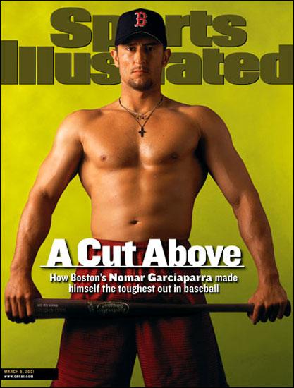 Classic Sports Illustrated Cover: Nomar Garciaparra | The Golden Sombrero Baseball Blog | MLB ...