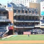 Four Ballparks Recap Part 1: PETCO – Where the Towels Go