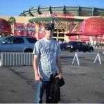 Four Ballparks Recap Part III:  Angel Stadium of Anaheim. Calling all Towels
