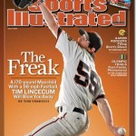 World Series, Game 1: Insert Pun on Lincecum/Lee's Name Here