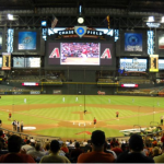 Four Ballparks Part IV: Chase Field. Hot Dogs for Three and Change for your Five
