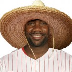 Golden Sombrero: Ryan Howard (again)