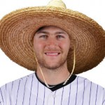 Golden Sombrero: Chris Iannetta