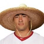 Golden Sombrero: Ian Desmond