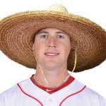 Golden Sombrero: Drew Stubbs
