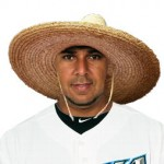 Golden Sombrero: Juan Rivera