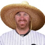 Golden Sombrero: Adam Dunn (No. 3)