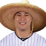 Golden Sombrero: Carlos Gonzalez