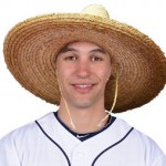 Golden Sombrero: Grady Sizemore (No. 3)