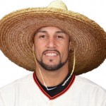 Golden Sombrero: Andres Torres