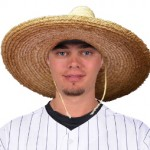Golden Sombrero: Brent Lillibridge