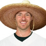 Golden Sombrero: J.P. Arencibia