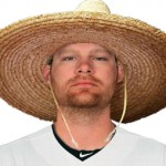 Golden Sombrero: Adam Lind