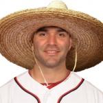 Golden Sombrero: Danny Espinosa