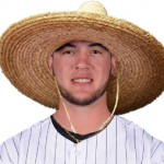 Golden Sombrero: Tyler Flowers
