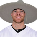 PLATINUM SOMBRERO: Chris Davis