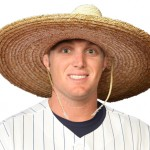 Golden Sombrero: Chris Parmelee