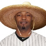 Golden Sombrero: Dewayne Wise