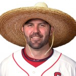 Golden Sombrero: Jason Varitek