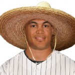 Golden Sombrero: Mike Stanton (again)