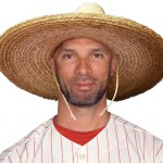 Golden Sombrero: Raul Ibanez