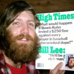 Spaceman Time Warp: A stoned baseball fan's look at Bill Lee's High Times cover story