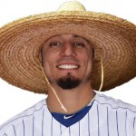 Golden Sombrero: Matt Garza (4/12/2012)